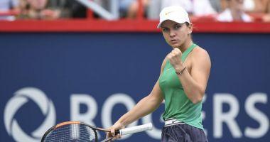 Tenis / Simona Halep s-a calificat în semifinale la Rogers Cup