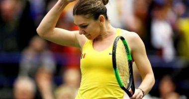 Tenis, Fed Cup. Simona Halep a învins-o pe Karolina Pliskova. România - Cehia 2-1