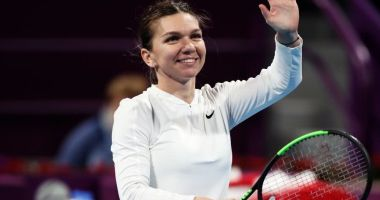 Simona Halep s-a calificat în finală la Doha