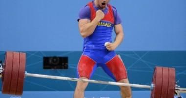 Jocurile Olimpice 2012: A cincea medalie a României a fost obţinută de halterofilul Răzvan Martin