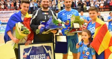 Final de carieră! Respect Ionuţ  Stănescu, respect Branko Angelovski