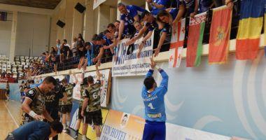 HC Dobrogea Sud, victorie dramatică în faţa Dunării Călăraşi