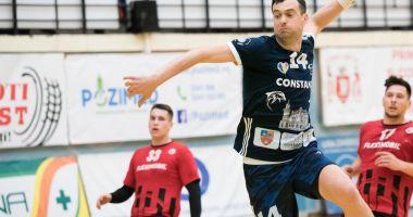 HC Dobrogea Sud Constanţa face spectacol în Liga Naţională