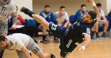 Trei meciuri în deplasare pentru HC Dobrogea Sud