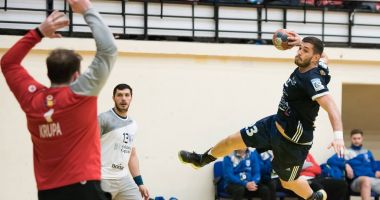 HC Dobrogea Sud, învinsă în prima manşă a finalei cu Dinamo