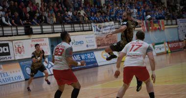 Handbal. HC Dobrogea Sud, înfrângere severă. Dinamo este campioană!