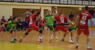 Victorie la Buzău! HC Dobrogea Sud începe ascensiunea spre podium