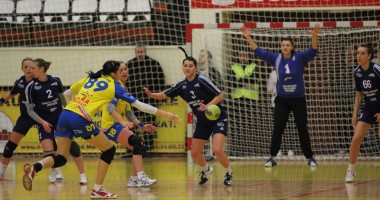 Handbal feminin / Liga Naţională, rezultatele etapei a XVII-a
