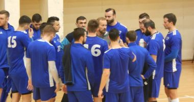 HC Dobrogea Sud, victorie clară în amicalul cu RK Struga