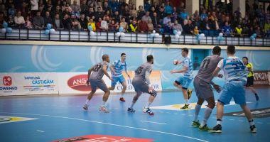 Victorie la pas pentru HC Dobrogea Sud, în duelul cu CSU Suceava