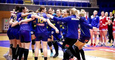 Handbalistele tricolore  au triumfat la Trofeul Carpaţi