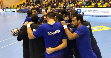 Handbaliştii tricolori  au câştigat  Trofeul Carpaţi