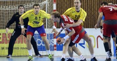 HANDBAL MASCULIN / Naționala României, locul trei la turneul Yellow Cup