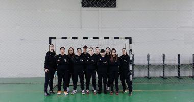 Prima competiţie pentru tinerele handbaliste din Năvodari