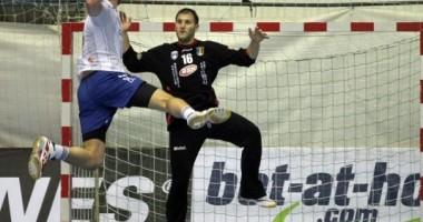 Handbal / Mihai Popescu, eroul meciului HCM Constanța - Celje