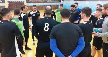 Handbal, Liga Naţională / HC Dobrogea Sud mizează pe tineret în partida cu CSM Reşiţa
