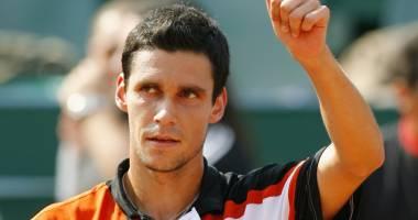 Tenis: Victor Hănescu, în sferturile probei de simplu a turneului challenger din Turcia