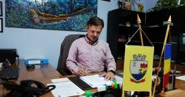 Primarul Viorel Ionescu a atras fonduri pentru investiții la spitalul din Hârșova