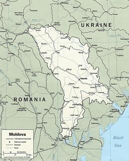 Chişinăul urgentează ratificarea Tratatului de Frontieră  cu România