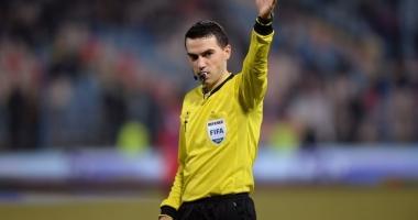 Fotbal / Ovidiu Hațegan nu va mai arbitra la EURO 2016