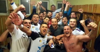 HC Dobrogea Sud, calificare superbă în Final Four al Cupei României