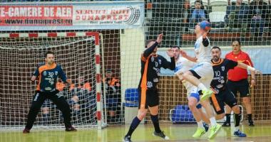 HC Dobrogea Sud, sigură de calificarea în cupele europene.