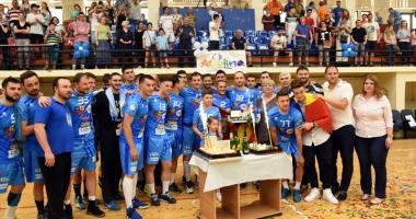 HC Dobrogea Sud va juca în Cupa EHF