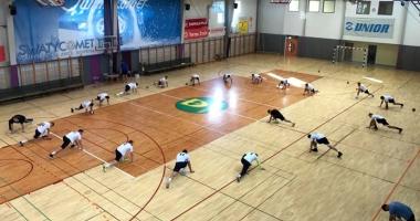 HC Dobrogea Sud şi-a perfectat două partide amicale în Slovenia