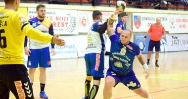 HC Dobrogea Sud, cale liberă spre Final Four-ul Cupei României