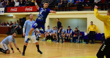 HC Dobrogea Sud, ultima reprezentaţie în Liga Naţională, în acest an