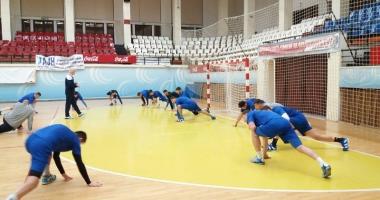 HC Dobrogea Sud a plecat  în cantonament la Cheile Grădiştei
