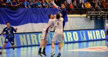 HC Dobrogea Sud, înfrângere severă la Călăraşi