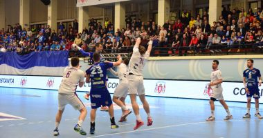 HC Dobrogea Sud,  în faţa ultimului duel din sezonul regulat