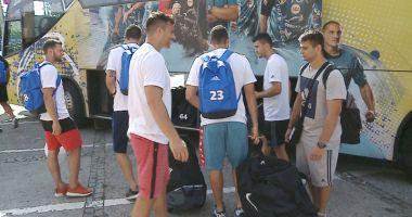 HC Dobrogea Sud, trei amicale cu echipe puternice, în cantonamentul din Slovenia
