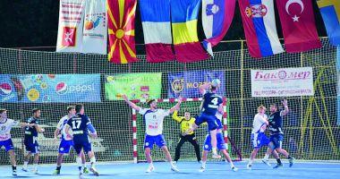 HC Dobrogea Sud, remiză în amicalul cu suedezii de la Alingsas HK