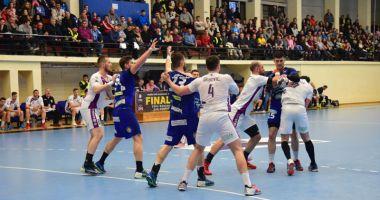 HC Dobrogea Sud s-a calificat în  play-off-ul Cupei EHF la handbal masculin