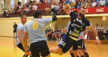HC Dobrogea Sud Constanţa  a urcat pe podiumul Ligii Naţionale