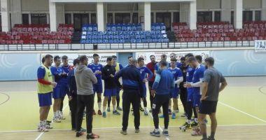 """HC Dobrogea Sud a intrat în vacanţă.  """"Jocul nostru trebuie să crească"""""""