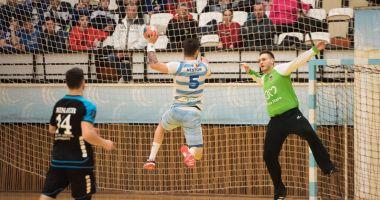 HC Dobrogea Sud Constanţa, gata de confruntarea cu TTH Hostelbro, din grupele Cupei EHF