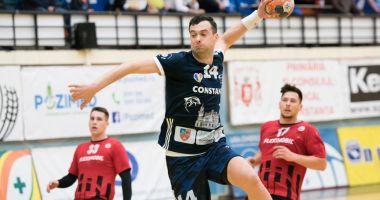 """HC Dobrogea Sud, la a 18-a victorie în campionat. """"Suntem pe primul loc!"""""""