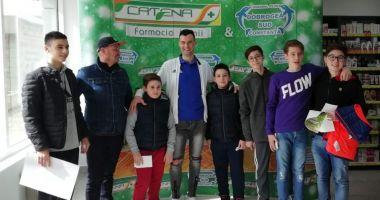HC Dobrogea Sud, întâlnire cu fanii între două confruntări de Liga Naţională