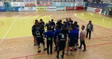 Victorie pentru HC Dobrogea Sud, în ultima rundă a sezonului regulat
