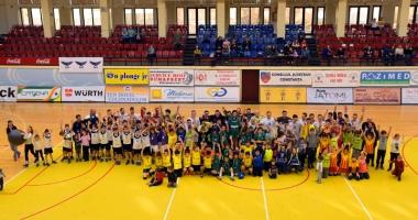 HC Dobrogea Sud a încheiat anul cu o calificare în Final Four-ul Cupei României