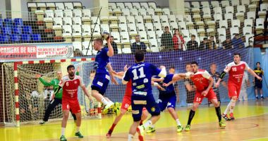 HC Dobrogea Sud a trecut de HC Vaslui şi este cu gândul la play-off