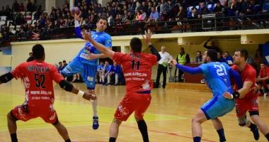 HC Potaissa Turda a învins HC Dobrogea Sud Constanţa, 31-30