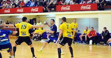 HC Dobrogea Sud începe aventura în Cupa EHF! Două meciuri cu Plzen, în week-end