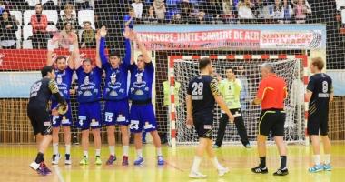 HC Dobrogea Sud atacă Final Four-ul Cupei României