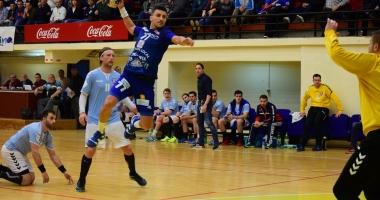 HC Dobrogea Sud Constanţa joacă, astăzi, în optimile Cupei României