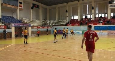 Handbal masculin / HC Farul, victorie clară cu Danubius Galați