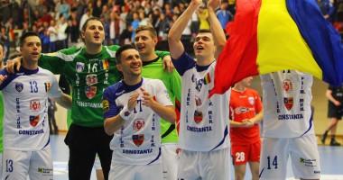 HCM Constanţa, campioana României la handbal masculin